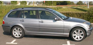 BMW Touring 330Xd