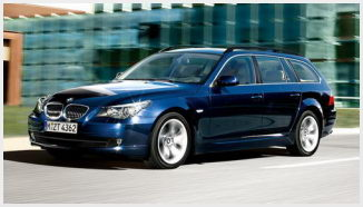 BMW Touring 525 iX