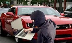 «Вскрыть» авто можно благодаря ноутбуку или мобильнику