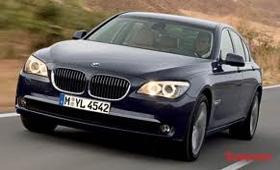 Автомобили BMW 7-Series продемонстрировали проблемы с режимом парковки