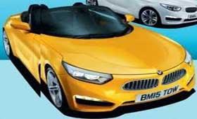 Новая информация о BMW Z2
