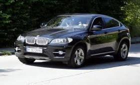 Возле Мюнхена замечен обновленный BMW X6