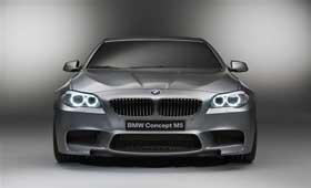 Во Франкфурте BMW представит четыре новые машины