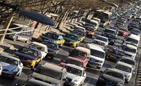 В Китае растет спрос на импортные автомобили