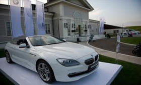 В Целеево провели этап BMW Golf Cup International 2011
