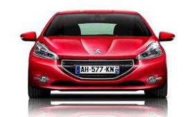 В октябре представят новое поколение Peugeot 208