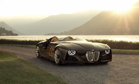 Дизайнеры отметили BMW тремя золотыми наградами