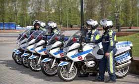 Для столичного ГИБДД купят сто десять мотоциклов BMW