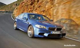 Известно, где и когда пройдет премьера нового BMW М5