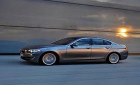 """Известно название наиболее мощной """"пятерки"""" BMW"""