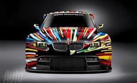 """Интернет-музей """"арт-каров"""" от BMW"""