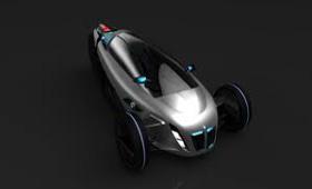 Канадский дизайнер создал свой концепт BMW i1