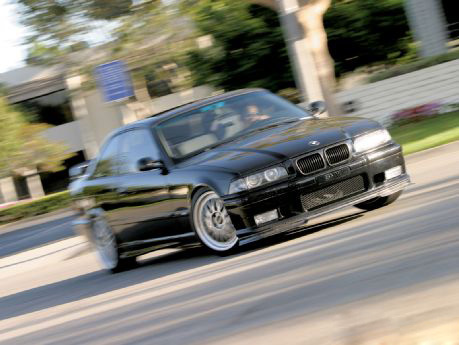 BMW E36 тюнинг