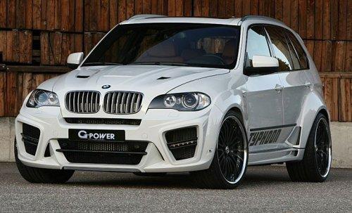 BMW E53 тюнинг