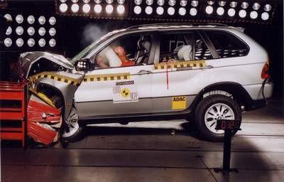 Краш-тест BMW X5
