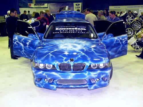 BMW E39 тюнинг