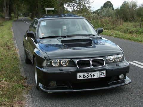 Тюнинг BMW 525