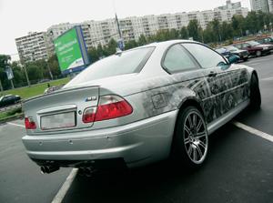 Тюнинг BMW Е46