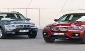 Назвали сроки выпуска нового поколения BMW X5 и X6