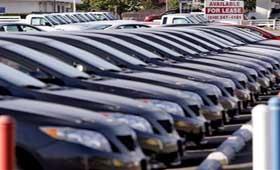 Немецкий автомобильный рынок вырос на двадцать два процента