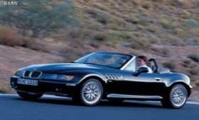 BMW возродит Z3?