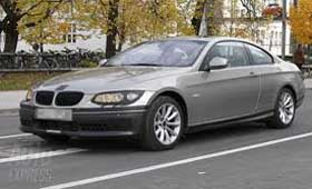 Новая BMW 3-series приобретет трехцилиндровый двигатель