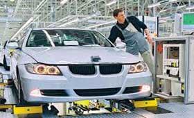Новый завод BMW
