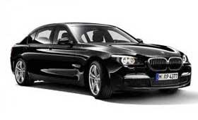 Обновленная «семерка» BMW была засечена во время тестов
