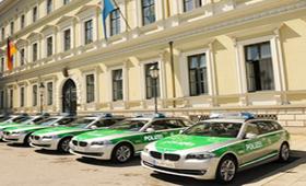 Полиция Баварии получила универсалы BMW 5-Series