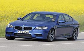 Известны стоимости новых BMW 1-Series и M5