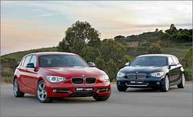 Продажи нового поколения BMW 1-series назначили на осень текущего года