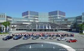Продажи BMW неуклонно растут