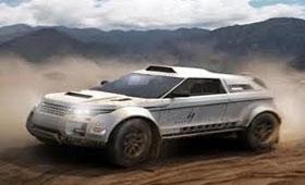 "Range Rover Evoque отправят покорять ""Дакар"""