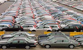 Расходы российских граждан на приобретение машин растут