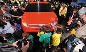 Ford повторил успех BMW, создав свой первый Lego-Ford