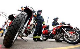 Спасатели столицы пересели на BMW Motorrad
