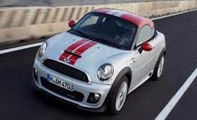 С начала октября в компании Mini можно будет заказать Cooper Coupe в России
