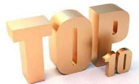 ТОП-10 наиболее удачных автоновинок 2011 года