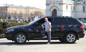 Чемпион Пекинской Олимпиады продает подаренный президентом BMW X5