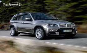 гибрид BMW X5