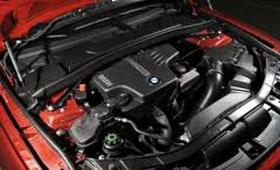 трехцилиндровый двигатель BMW