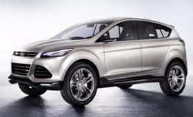 Ford Escape станет дебютантом Лос-Анджелесского мотор-шоу
