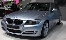 BMW 3-Series покажут в Facebook