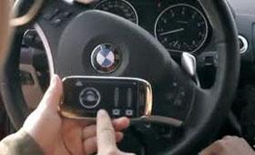 Теперь BMW можно управлять при помощи смартфона