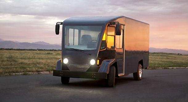 Boulder EV – первый «грузовой» электромобиль