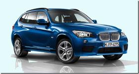BMW X1 получил статус кроссовера