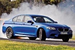 BMW M5 станет ещё мощнее