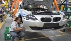 BMW собирается инвестировать в автозаводы Британии