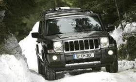 Тюнинг Startech Jeep Commander