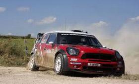 В WRC 2012 года MINI проведет десять гонок